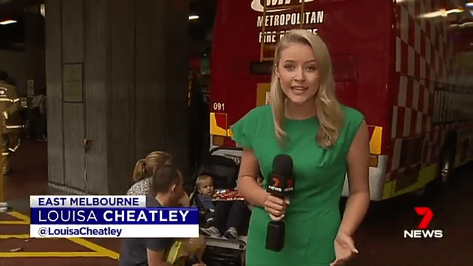 Seven News Presenters and Reporters - Seven News - Media Spy