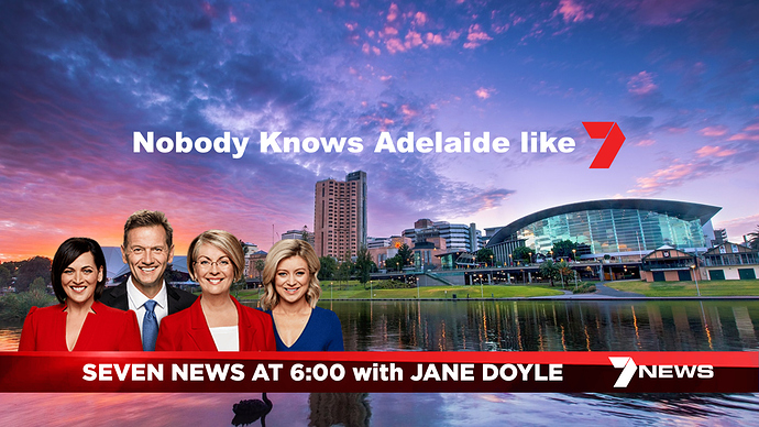 SEVEN NEWS with JANE DOYLE