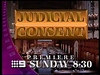 Channel Nine - Promo Endtag - Judicial Consent (MayJune 1996)