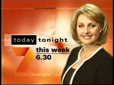 Channel Seven Perth - Today Tonight - Promo (20.3.2000) #3