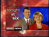 Seven News Perth - 'Tonight at Six' PromoUpdate Endtag (2000)