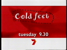 Channel Seven - Promo Endtag - Cold Feet (March 2000)