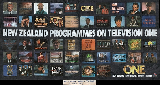 052-053-055-1 ONE NZ programmes