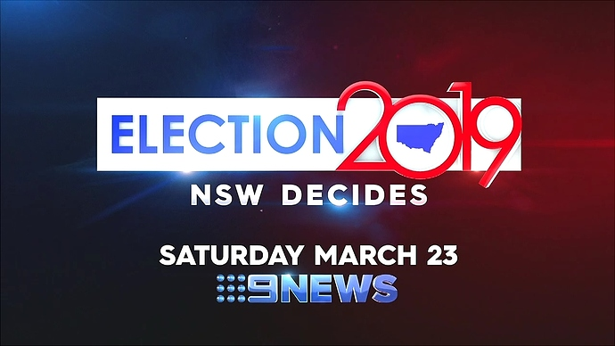 2019 New South Wales state election - media coverage - General News