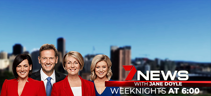 7NEWS WITH JANE DOYLE