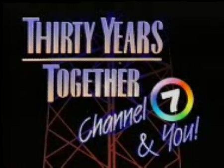 Australian TV Presentation Borrowed from Overseas - TV