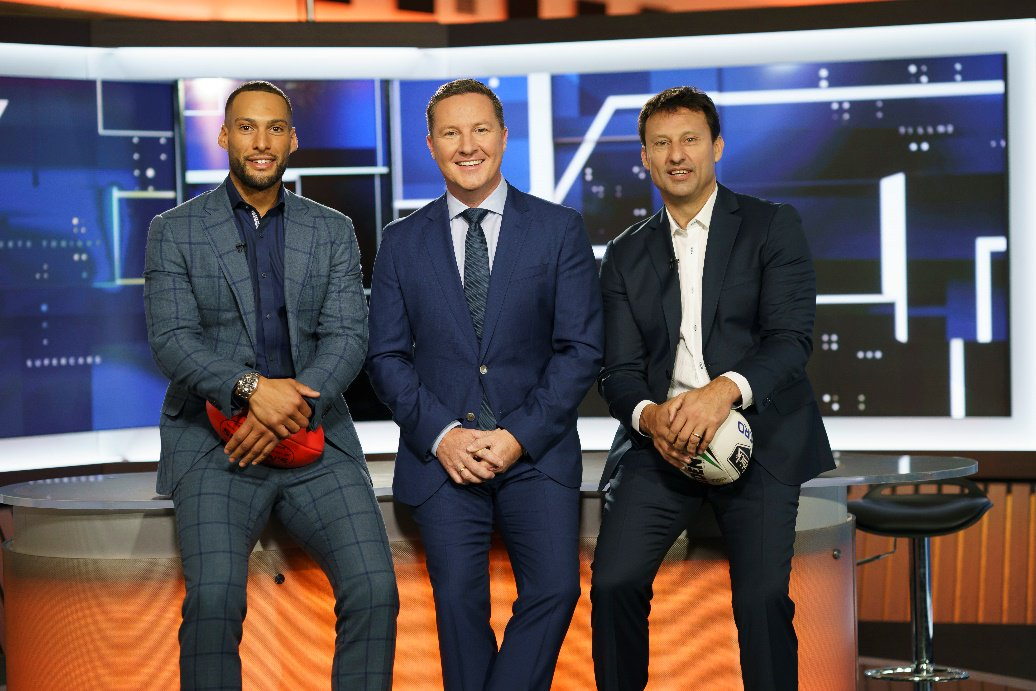 Josh-Gibson-Matt-White-and-Laurie-Daley-on-Sports-Tonight